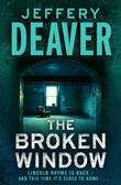 """""""The broken window"""" av Jeffery Deaver"""