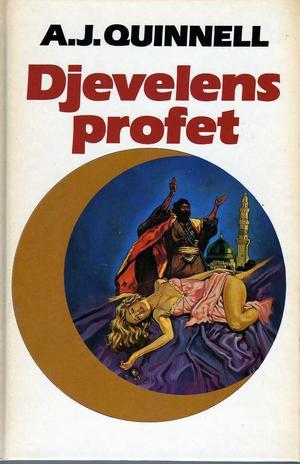 """""""Djevelens profet"""" av A.J. Quinnell"""