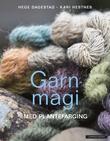 """""""Garnmagi med plantefarging"""" av Hege Dagestad"""