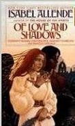 """""""Of love and shadows"""" av Isabel Allende"""