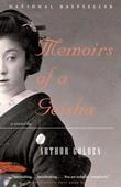 """""""Memoirs of a Geisha - A Novel"""" av Arthur Golden"""
