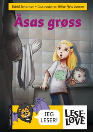 """""""Åsas grøss"""" av Eldrid Johansen"""
