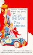 """""""Enter the Saint"""" av Leslie Charteris"""