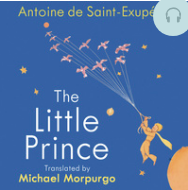 """The little prince"" av Antoine de Saint-Exupéry"