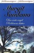 """""""Den sorte engel ; Ridderens datter"""" av Margit Sandemo"""