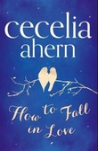 """How to fall in love"" av Cecelia Ahern"