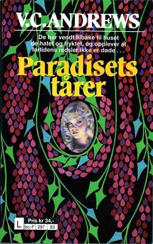 """""""Paradisets tårer"""" av V.C Andrews"""