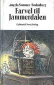 """""""Den vesle vampyren - farvel til jammerdalen"""" av Angela Sommer-Bodenburg"""