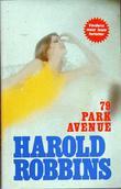"""""""79. Park Avenue"""" av Harold Robbins"""