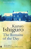 """The remains of the day"" av Kazuo Ishiguro"