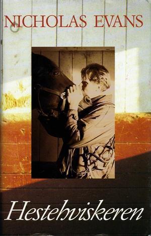 """""""Hestehviskeren"""" av Nicholas Evans"""