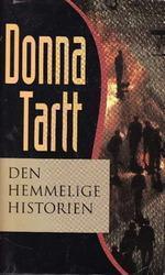 """""""Den hemmelige historien"""" av Donna Tartt"""