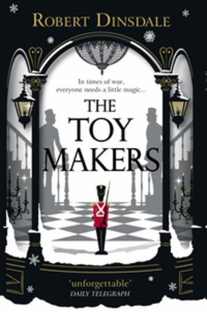 """""""The toymakers"""" av Robert Dinsdale"""
