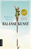 """Balansekunst"" av Rohinton Mistry"