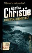 """""""Elefanter glemmer ikke"""" av Agatha Christie"""
