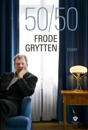 """""""50/50 - essay"""" av Frode Grytten"""