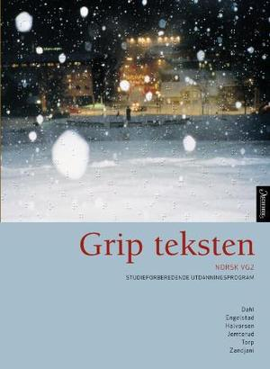 """""""Grip teksten - norsk vg2"""" av Berit Helene Dahl"""