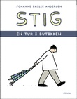 """""""Stig - en tur i butikken"""" av Johanne Emilie Andersen"""