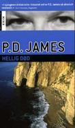 """""""Hellig død"""" av P.D. James"""