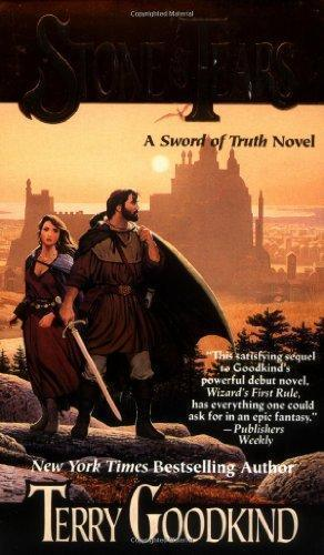 """Stone of Tears (Sword of Truth, Book 2)"" av Terry Goodkind"