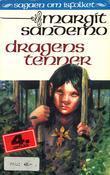 """""""Dragens tenner"""" av Margit Sandemo"""
