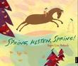 """""""Spring, hesten, spring!"""" av Inger Lise Belsvik"""