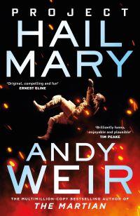 """""""Project Hail Mary"""" av Andy Weir"""