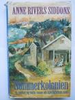 """Sommerkolonien"" av Anne Rivers Siddons"