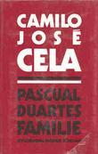 """""""Pascual Duartes familie"""" av Camilo José Cela"""