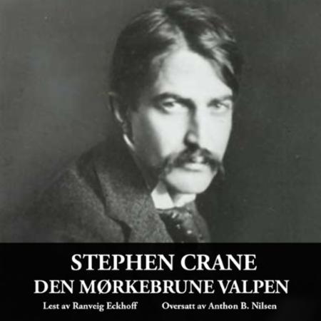 """""""Den mørkebrune valpen"""" av Stephen Crane"""