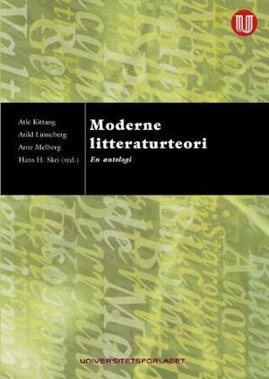 """""""Moderne litteraturteori - en antologi"""" av Atle Kittang"""
