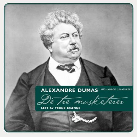 """""""De tre musketerer"""" av Dumas, Alexandre, d.e."""