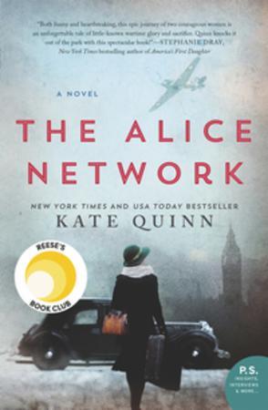 """""""The Alice network"""" av Kate Quinn"""