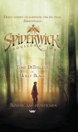 """Spiderwick-krønikene 1-5"" av Tony DiTerlizzi"