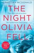 """The night Olivia fell"" av Christina McDonald"