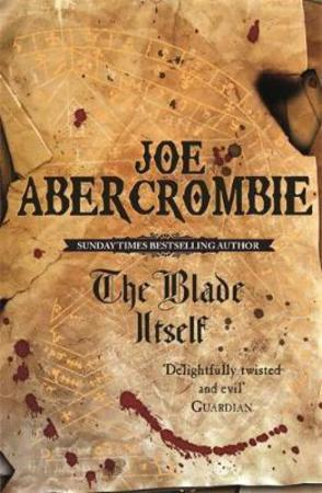 """The blade itself"" av Joe Abercrombie"