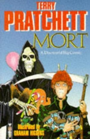 """""""Mort - The Big Comic (Discworld)"""" av Terry Pratchett"""