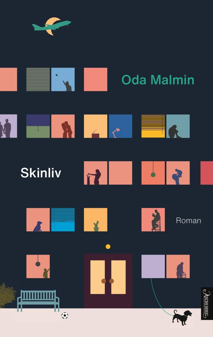 """""""Skinliv - roman"""" av Oda Malmin"""