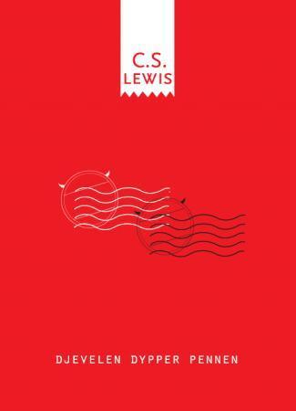 """""""Djevelen dypper pennen"""" av C.S. Lewis"""