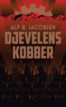 """""""Djevelens kobber - krim"""" av Alf R. Jacobsen"""