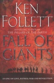 """Fall of giants - century tilogy 1"" av Ken Follett"