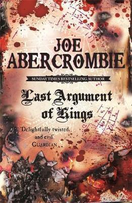 """""""Last argument of kings"""" av Joe Abercrombie"""