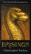 """Brisingr - .the inheritance cycle 3"" av Christopher Paolini"