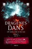 """Dragenes dans - bok V - del 2"" av George R.R. Martin"