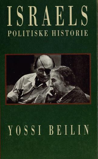 """""""Israel - den politiske historien"""" av Yossi Beilin"""
