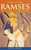"""""""Ramses - Abu Simbels herskerinne"""" av Christian Jacq"""