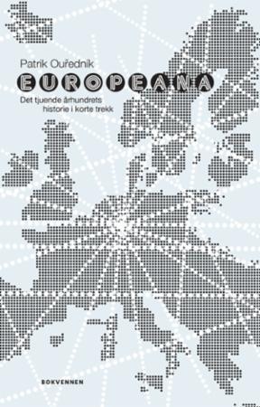 """""""Europeana - en kort historie om det tyvende århundret"""" av Patrik Ouredník"""