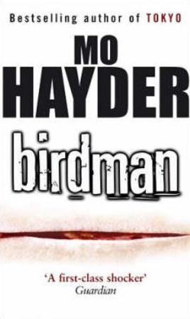 """""""Birdman"""" av Mo Hayder"""