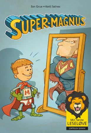 """Super-Magnus"" av Jan Grue"