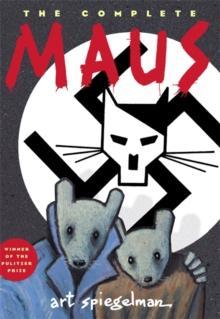 """""""Maus - a survivor's tale"""" av Art Spiegelman"""